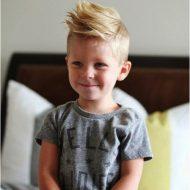 Corte de cabelo para rapaz
