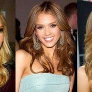 Corte de cabelo para rosto triangular