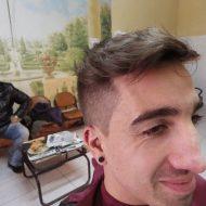 Corte de cabelo pente 2