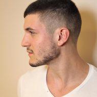 Corte de cabelo pente 4