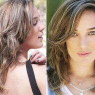 Corte de cabelo repicado 2015