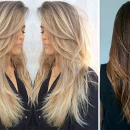 Corte de cabelo repicado 2017