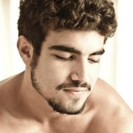 Cortes de cabelo caio castro