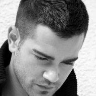 Degrade corte de cabelo masculino