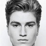 Estilo de corte de cabelo masculino