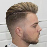 Foto de corte de cabelo masculino