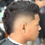 Imagens de corte de cabelo masculino