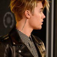Justin bieber corte de cabelo 2015