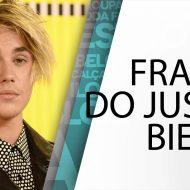 Justin bieber corte de cabelo 2017