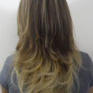 Mechas californianas de costas