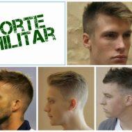 Nomes de corte de cabelo masculino