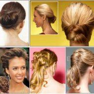Penteados para cabelo repicado