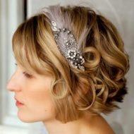 Penteados para casamento cabelo curto senhora