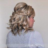 Penteados para madrinha cabelo curto 2016