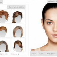 Simulador corte de cabelo