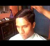 Videos de corte de cabelo masculino